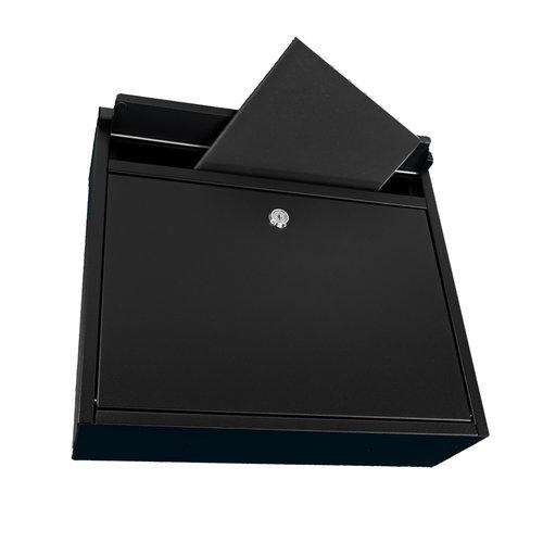 Suprezzo Suprezzo Briefkasten Mireya Schwarz - 2 Schlüssel