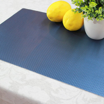 Tischset Honey Blau