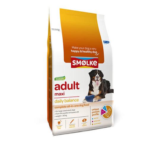 Smolke Smolke Hond Adult Maxi 12kg.