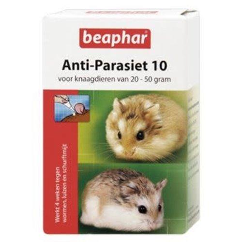 Beaphar Anti Parasiet Knaagdier 10