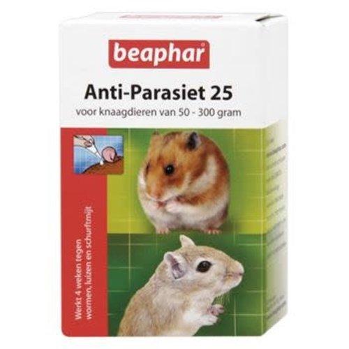 Beaphar Anti Parasiet Knaagdier 25