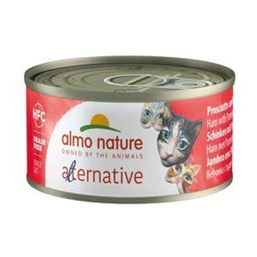 Almo Nature HFC Alternative 70 g Ham & Parmezaan.