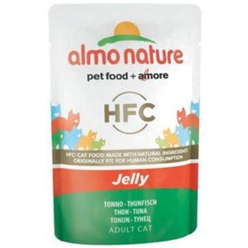 Almo Nature AN Tonijn in Jelly 55 gr.