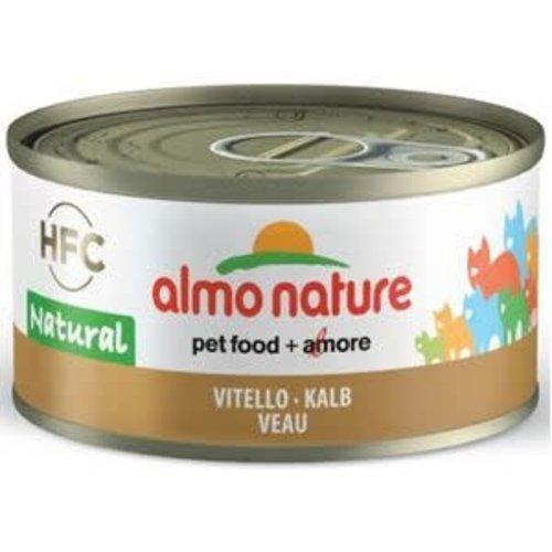 Almo Nature AN Veal (Kalfsvlees) 70 gr.