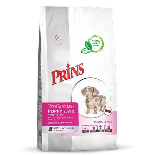 Prins ProCare Mini Perfect Start Puppy & Junior 7.5 kg.