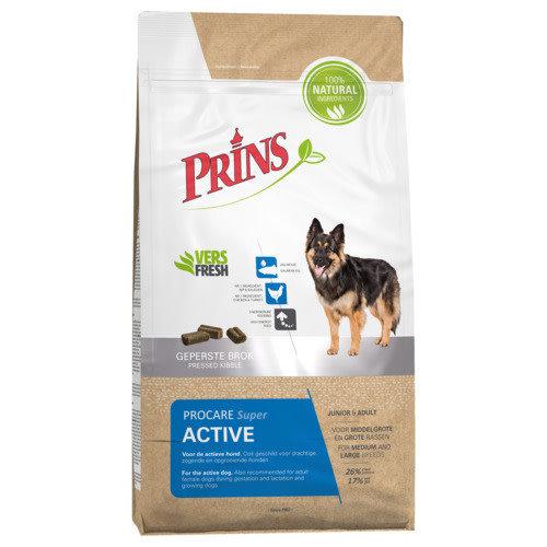 Prins ProCare Super Active 15 kg.