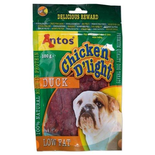 Antos Chicken D'light Duck 100 gr