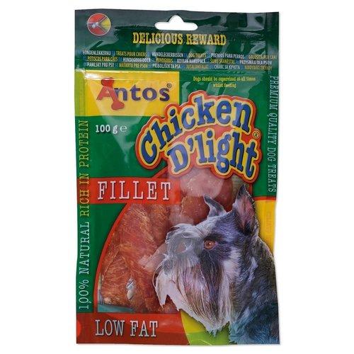 Antos Chicken D'light Fillet 100 gr