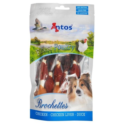 Antos Finest Poultry Brochettes 100 gr