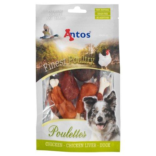 Antos Finest Poultry Poulettes 100 gr