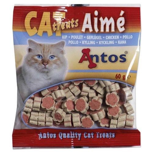 Antos Cat Treats Aimé Kip 60 gr