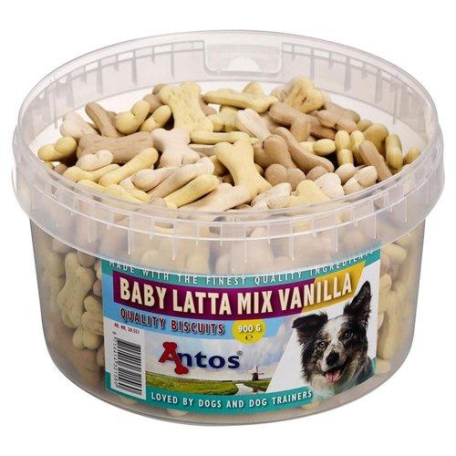 Antos Baby Latta Mix Vanille 900 gr