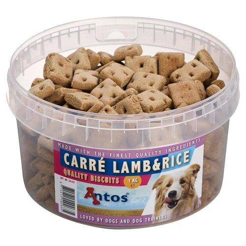 Antos Carré Lam&Rijst 1 kg
