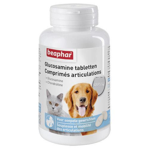 Beaphar Glucosamine tabletten 60 stuks