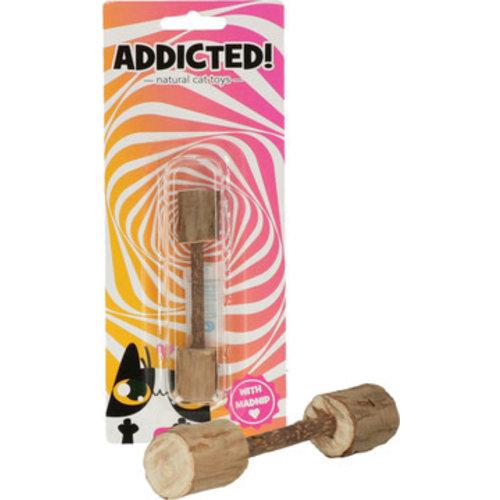 Addicted Addicted Wood Dumbell