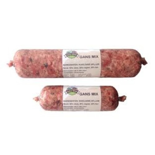 Daily meat Dailymeat Gansmix 500  Gr