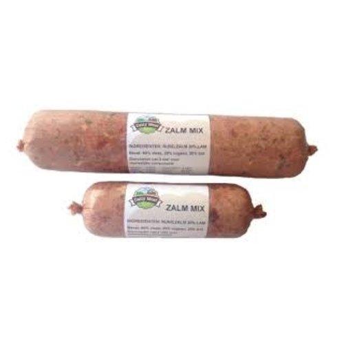 Daily meat Dailymeat Zalmmix 500 Gr