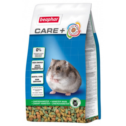 Beaphar Care+ Dwerghamster 700 gr.