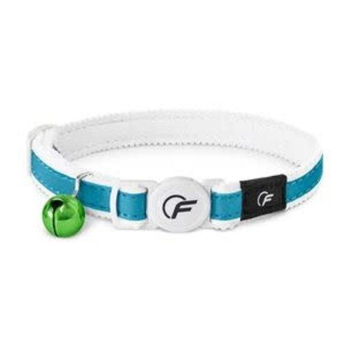 Freezack FZ Cat Collar Uni Reflective Green 20-31cm.