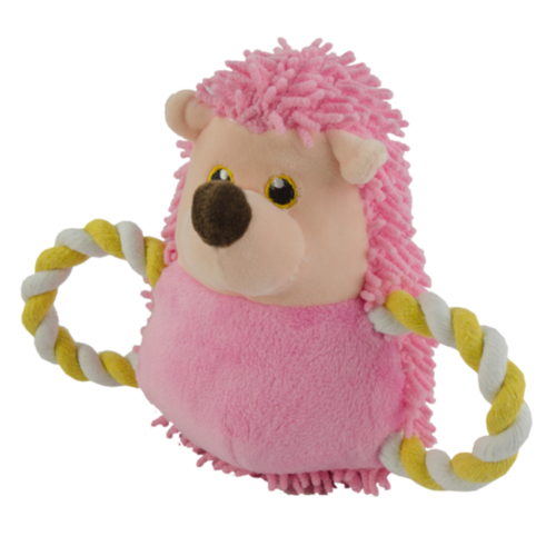 Fuzzle Fuzzle Hedgie Pull Me Pink
