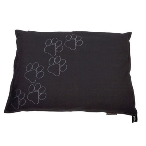 Lex&Max RECTANGLE HAPPY FEET 100X70 BLACK
