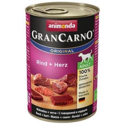 GranCarno Grancarno Rund & Hart 400 gr.