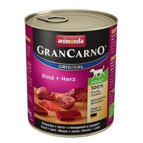 GranCarno GranCarno Rund & Hart 800 gr.