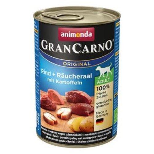 GranCarno Grancarno Rund Paling+Aardappel 400 gr.