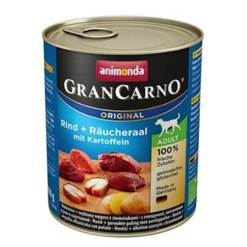 GranCarno Grancarno Rund Paling+Aardappel 800 gr.