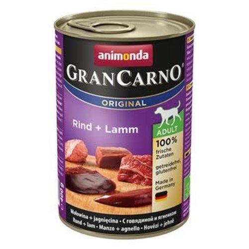 GranCarno Grancarno Rund+Lam 400 gr.