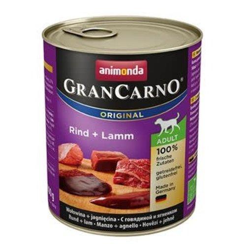 GranCarno Grancarno Rund+Lam 800 gr.