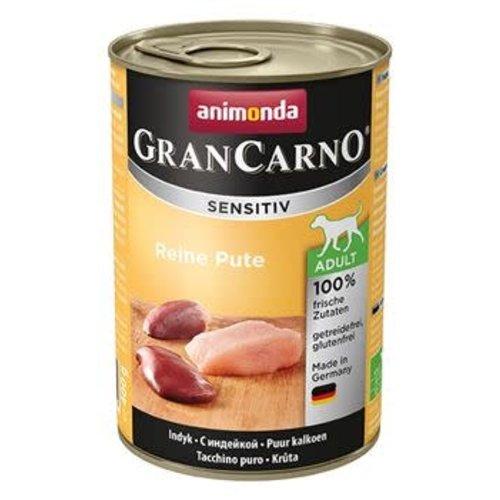 GranCarno Grancarno Sens.Puur Kalkoen 400 gr.