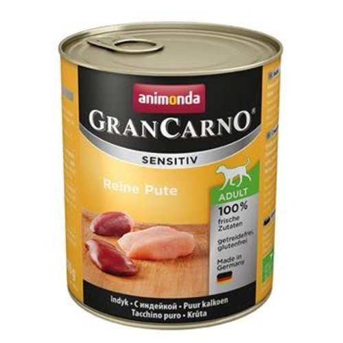 GranCarno Grancarno Sens.Puur Kalkoen 800 gr.