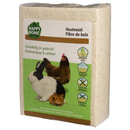 Happy Home Houtvezel 3.5 kg