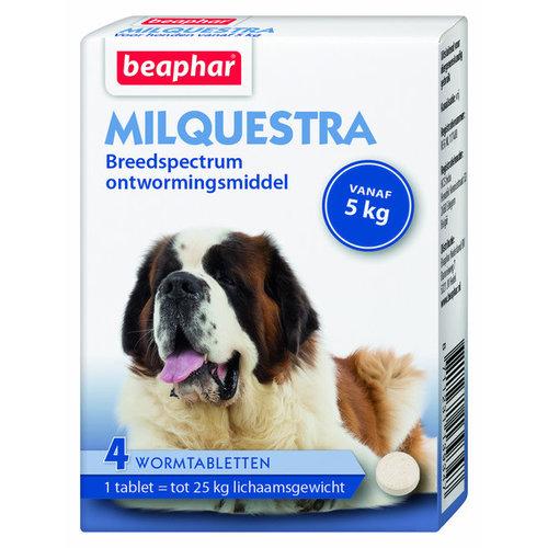 Milquestra Milquestra hond 4 tab