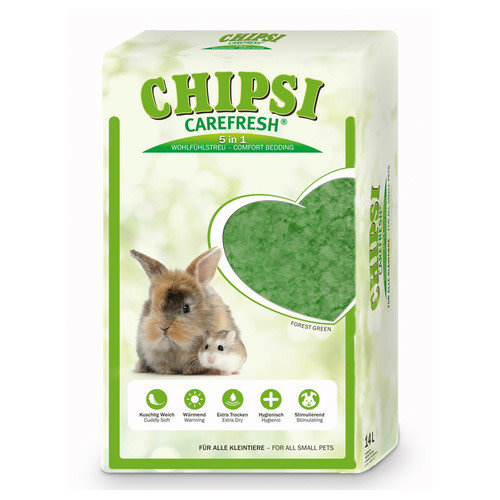 Chipsi CareFresh Forest Green 14 ltr.