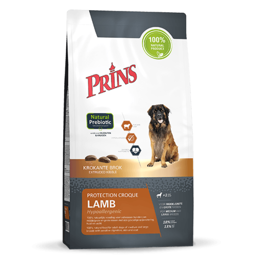 Prins ProCare Croque Protection LAMB Hypoallergenic 10 kg