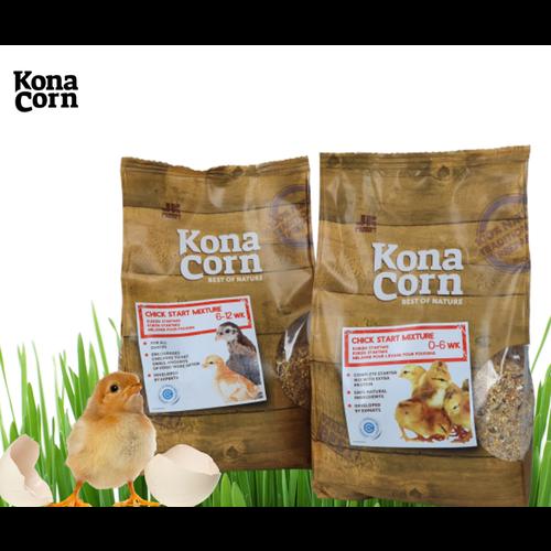 Konacorn KonaCorn Chick start mixture (6 - 12 weken) 1,8 kg