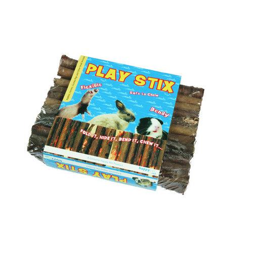 Happy Pet Play stix wilgenbrug houtkleur 27x19 cm