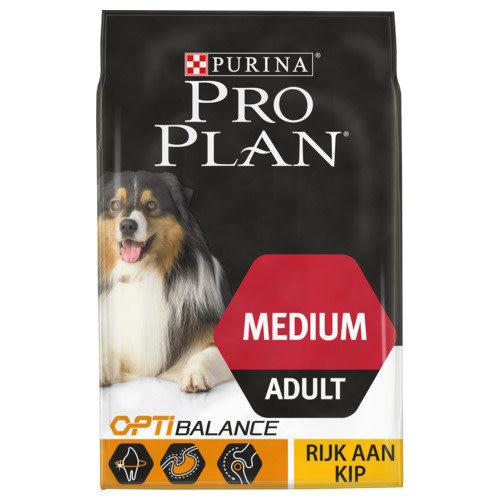 Pro Plan Dog adult medium kip 3 kg