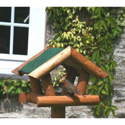 Wildbird Los voederhuis groen dak per stuk