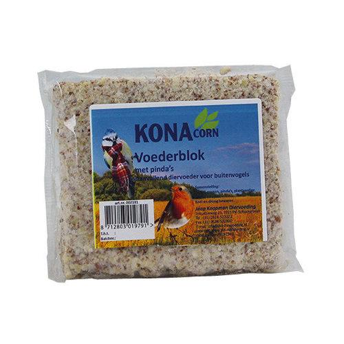 Konacorn KC Voederblok pinda 1 st