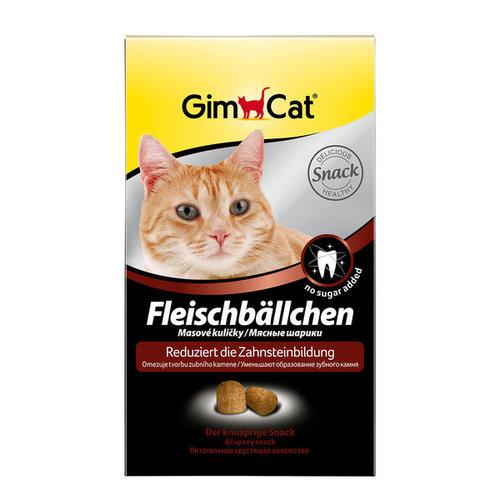 GimCat Kat vleesballetjes 100 g Vlees