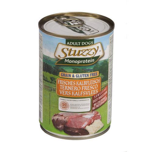 Stuzzy Blik adult kalfsvlees 400 g