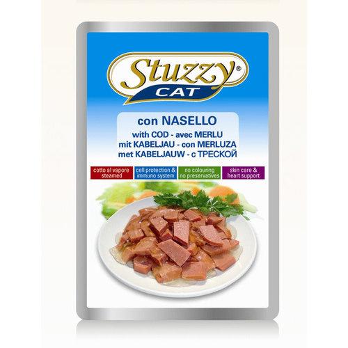 Stuzzy Stuzzy Pouch kabeljauw 100 g