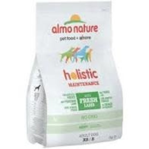 Almo Nature Almo Nature Hond Holistic Droogvoer - Maintenance - Lam (XS-S) 2kg