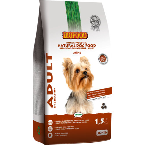 Biofood BF Adult small breed 1.5 kg