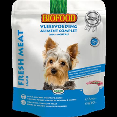 Biofood BF vleesvoeding compleet Lam (7x90gr.)