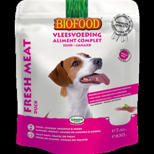 Biofood BF vleesvoeding compleet Eend (70x90gr.)