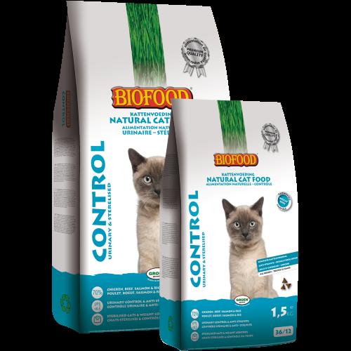 Biofood BF Control - urinary/sterilised 1.5 kg.